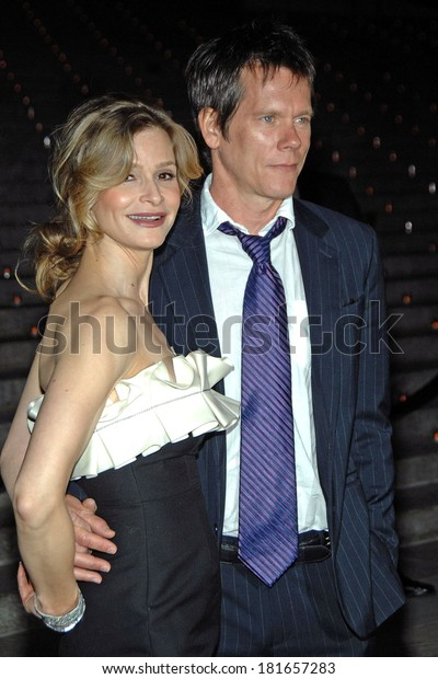 Kevin Bacon, Kyra Sedgwick at 6th Annual Tribeca Film Festival Vanity Fair Party, New York State Supreme Courthouse, New York, NY, April 24, 2007
