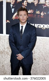 "Kevin Connolly at the HBO's Official Premiere of ""Entourage"" Season 6 held at the Paramount Pictures Studios in Hollywood, USA on July 9, 2009."