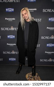 """Kevin James Maher attends 19th Annual Horror Film Festival - Screamfest - """"Rabid"""" Los Angeles Premiere - Arrivals at TCL Chinese Theatre, Hollywood, CA on October 16, 2019"""