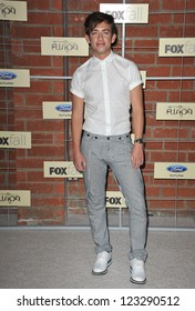 Kevin McHale at the Fox Fall Eco-Casino Party in Culver City. September 10, 2012  Culver City, CA Picture: Paul Smith