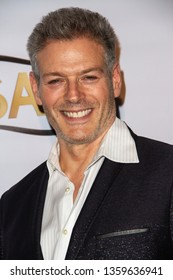 Kevin Spirtas arrives at the 10th Annual Indie Series Awards at The Colony Theatre in Burbank, CA on April 3, 2019.
