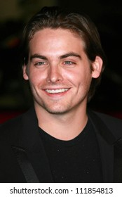 """Kevin Zegers at the Los Angeles premiere of """"300"""". Grauman's Chinese Theatre, Hollywood, CA. 03-05-07"""
