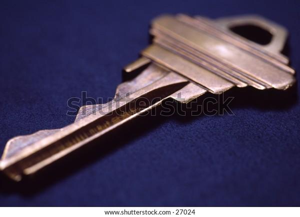 A key.