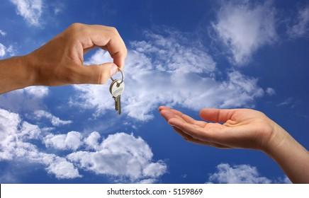 Key handover