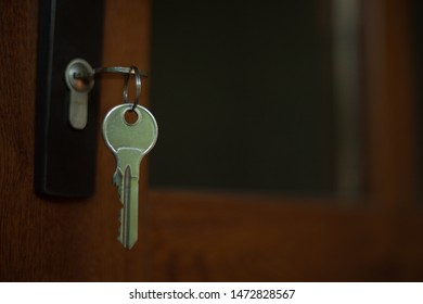 key from house. safety and protection