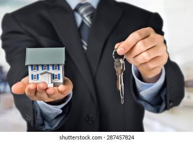 Key, Human Hand, Inside Of.