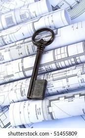 Key on Blueprints