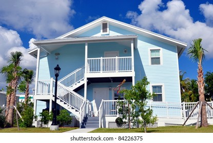 Beach House Exterior Images, Stock Photos & Vectors | Shutterstock