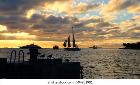Key West Harbor