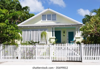 Key West Style Architecture