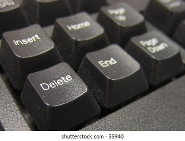 delete key Images, Stock Photos & Vectors | Shutterstock