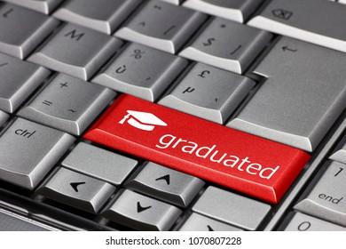 Keyboard - graduation