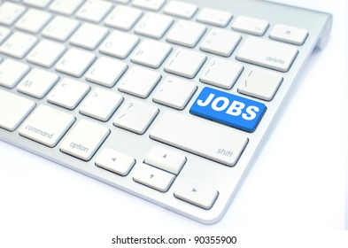 keyboard with JOBS  button