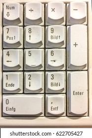 Keyboard, numbers