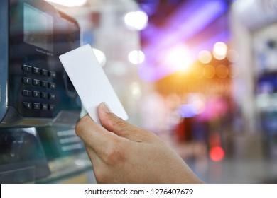 Keycard and Digital door lock ,electronic reader with fingerprint scanner,fingerprint
