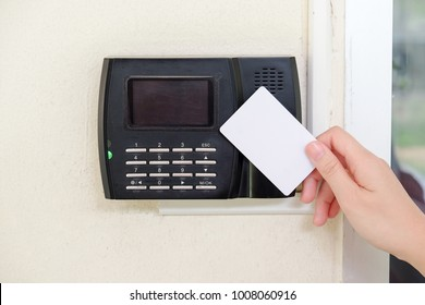 Security Card Reader Images, Stock Photos & Vectors