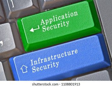 Keys for application and infrastructure security