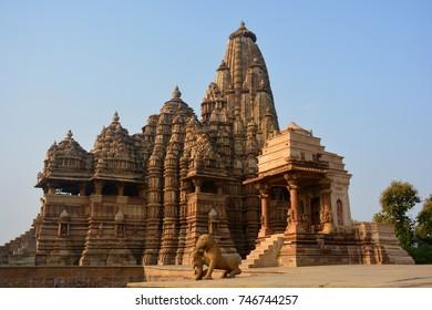 Khajuraho , Madhya pradesh Sight Seening, India
