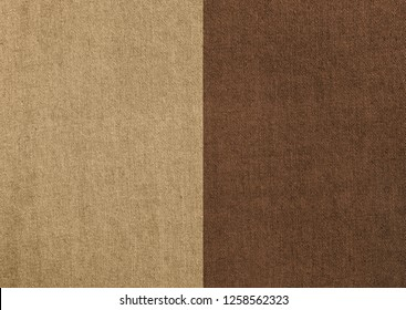 khaki / brown jeans fabric made of raw denim textured background