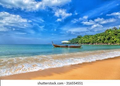 Khao Lak beach - Shutterstock ID 316554551