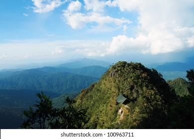 Khao Luang Forest, Nakhonsrithammarat, South of Thailand