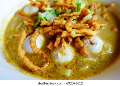Khao soi is a northern food of Thailand