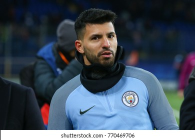 Sergio Aguero Images Stock Photos Vectors