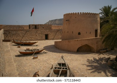 Khasab Castle, Khasab, Musandam, Oman