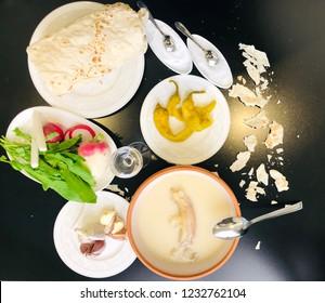 Khash Armenian traditional soup