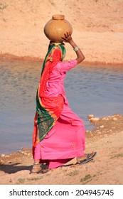 Indian Village Women Images, Stock Photos & Vectors