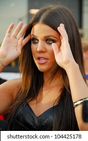 Khloe Kardashian  at the Naven And Boulee Fashion Event. Live! on Sunset, West Hollywood, CA. 06-30-09