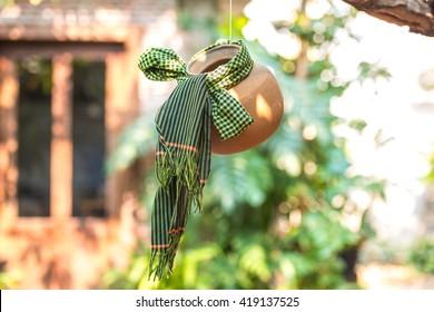 Khmer New Year decoration