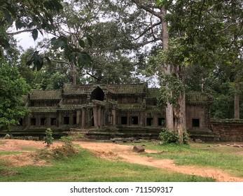 Khmer Temple Angkor Wat Cambodia