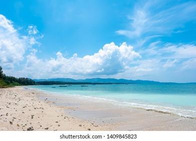 Khoa Lak Beach Ocean two tone Southeast Alive