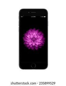 Khonkaen, THAILAND - DECEMBER 3, 2014:IPHONE6 Newest mobile from APPLE Brand