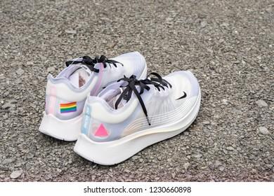d92f644f759dc Khonkaen THAILAND October 23 2018 Nike Stock Photo (Edit Now ...