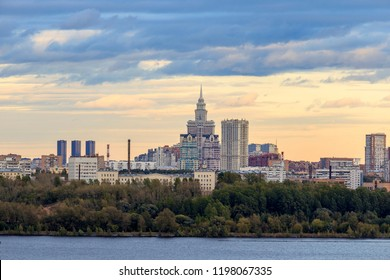 Khoroshyovsky and Sokol District is an administrative raion in Northern Administrative Okrug of Moscow, Russia. Triumph Palace
