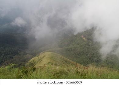 Khun Sathan National Park, Nan, Thailand