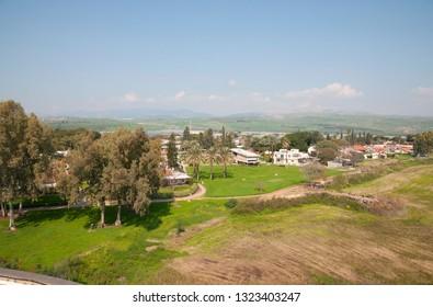Kibbutz Ginosar, the Sea of Galilee area