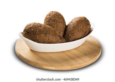 Kibe roast. Delicious Brazilian snack.