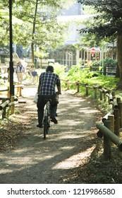 Kichijoji Inokashira park