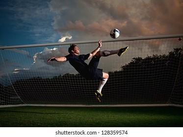 Kick into the Sky