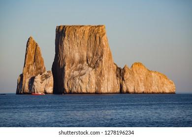 Kicker Islands of the Galapagos Islands.CR26