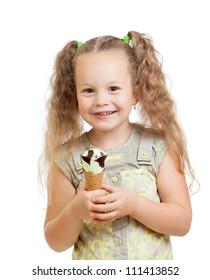 kid eating healthy food apple