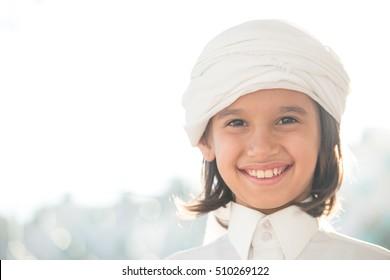 Kid portrait