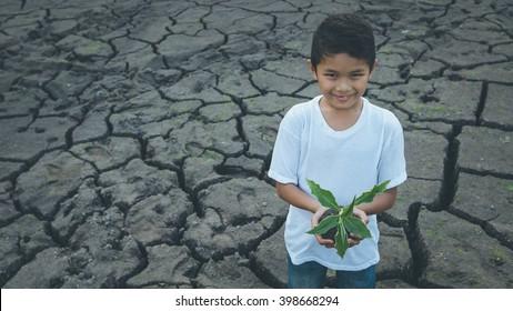kid save the world