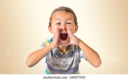 Shouting Boy Images Stock Photos Vectors Shutterstock