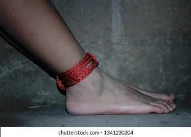 Feet torture