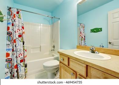 Kids Bathroom Hd Stock Images Shutterstock