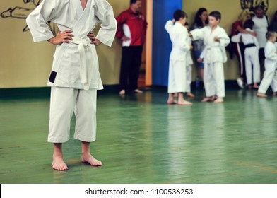 Karate Lessons Images, Stock Photos & Vectors | Shutterstock